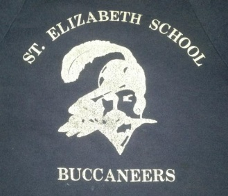 st e's school shirt