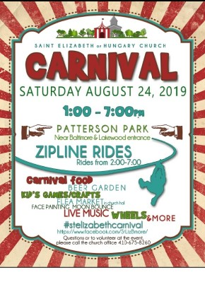 2019 Carnival in thePark