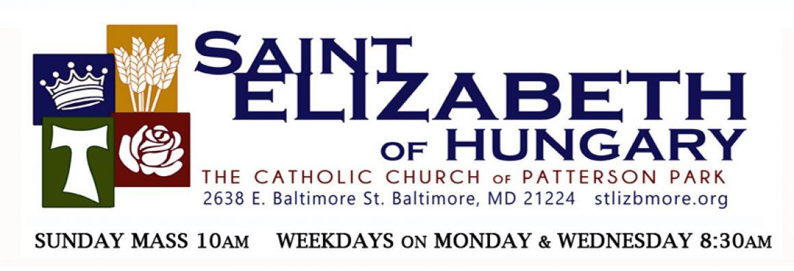 St  Elizabeth of Hungary Catholic Church | St  Elizabeth's