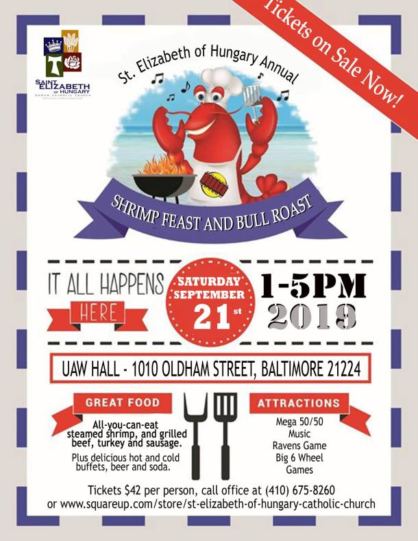 shrimp feast 2019